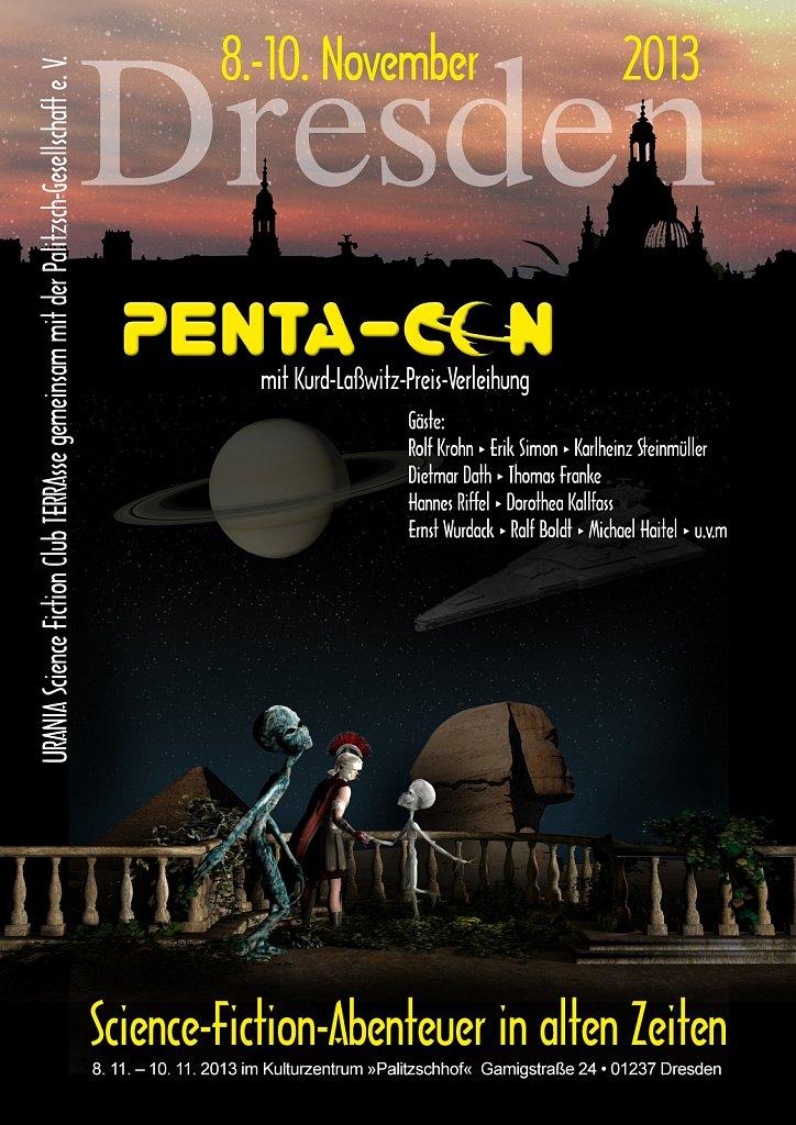 Plakat Pentacon