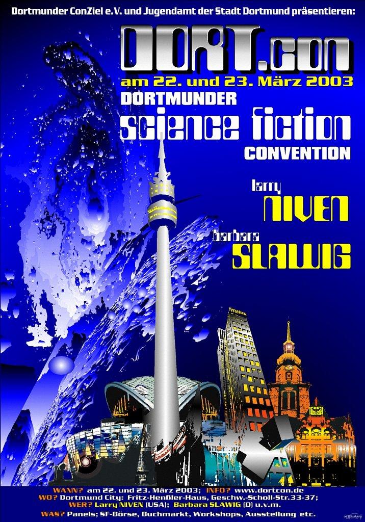 Plakat DortCon