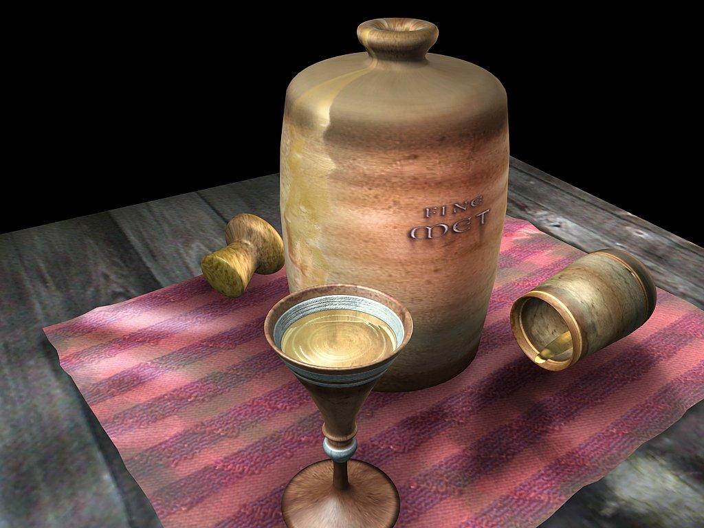 Honey Wine Set